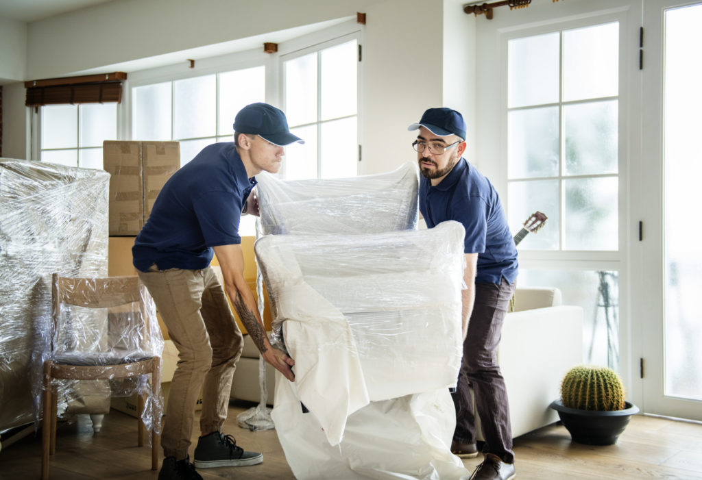 Disposing Furniture