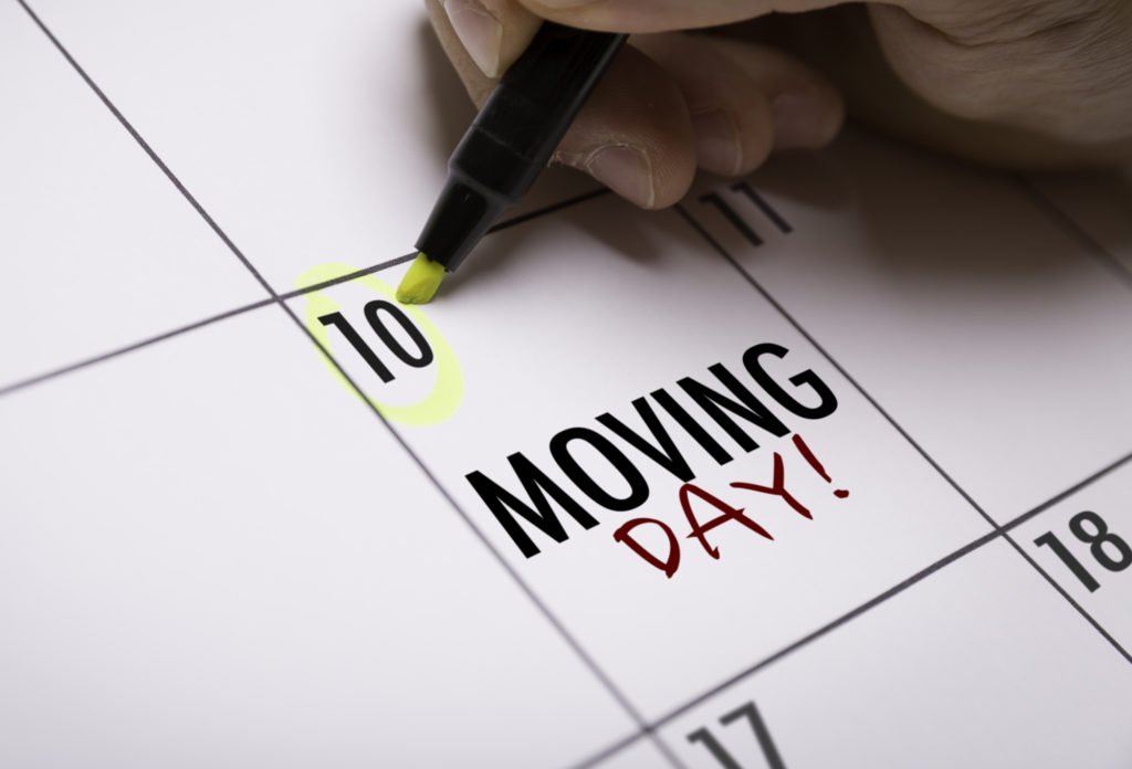 tips for packing to move quickly